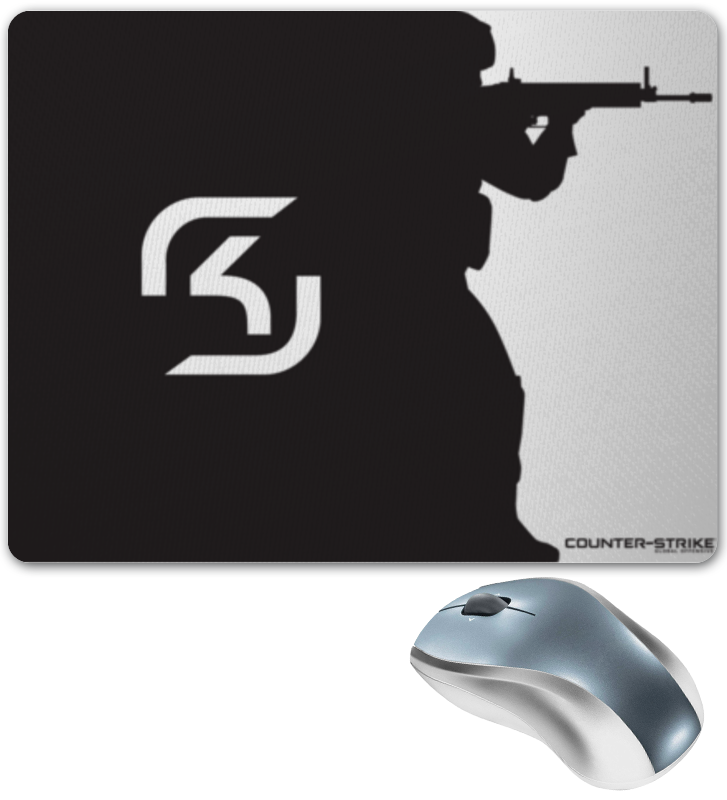 Коврик для мышки Printio Sk gaming