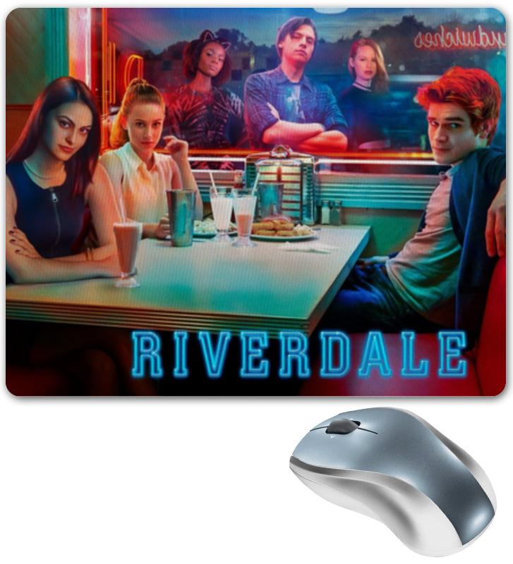 Коврик для мышки Printio Riverdale (ривердейл) худи print bar riverdale