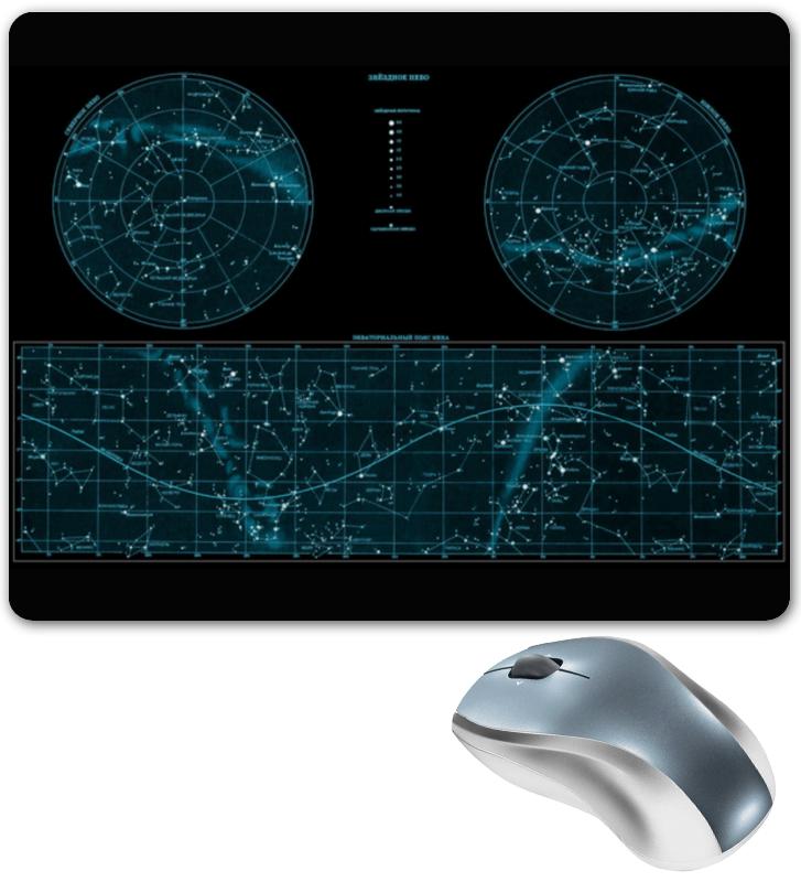 Коврик для мышки Printio Карта звёздного неба блокнот printio карта звёздного неба