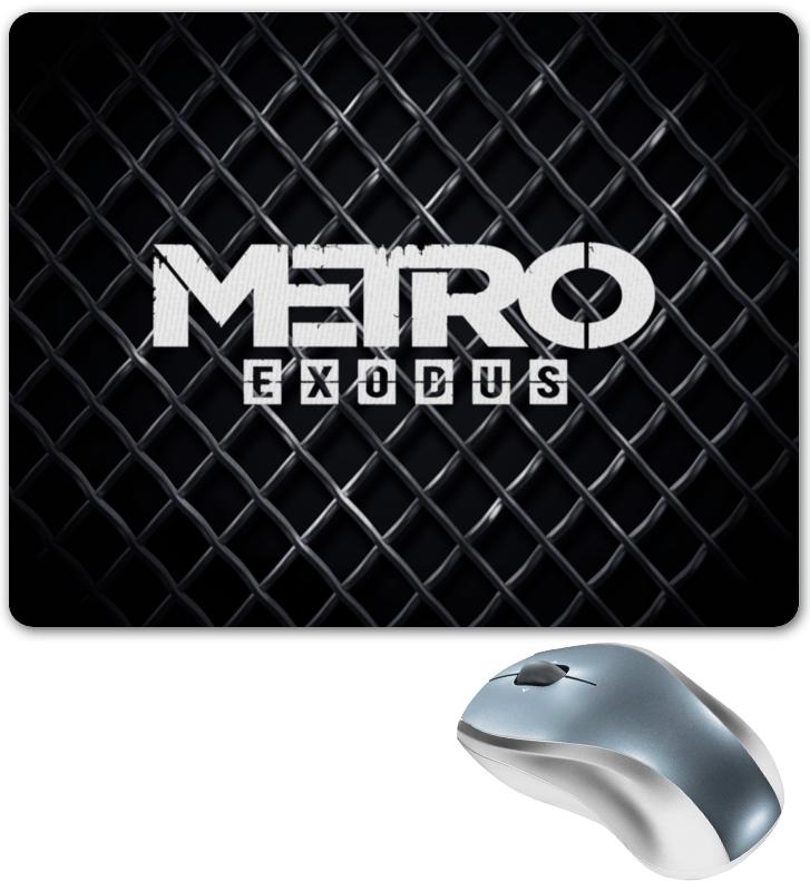 Коврик для мышки Printio Metro metro station metro station metro station