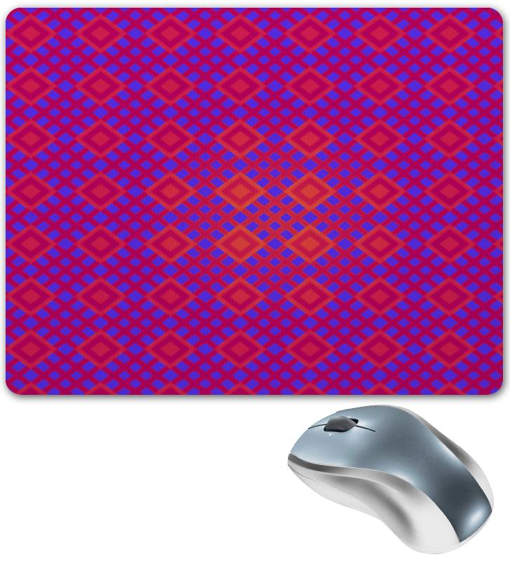 Коврик для мышки Printio Розовая клетка