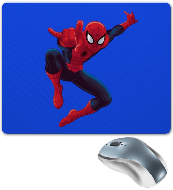 Коврик для мышки Printio Человек-паук человек паук раскраски и задания isbn 978 5 17 103850 2