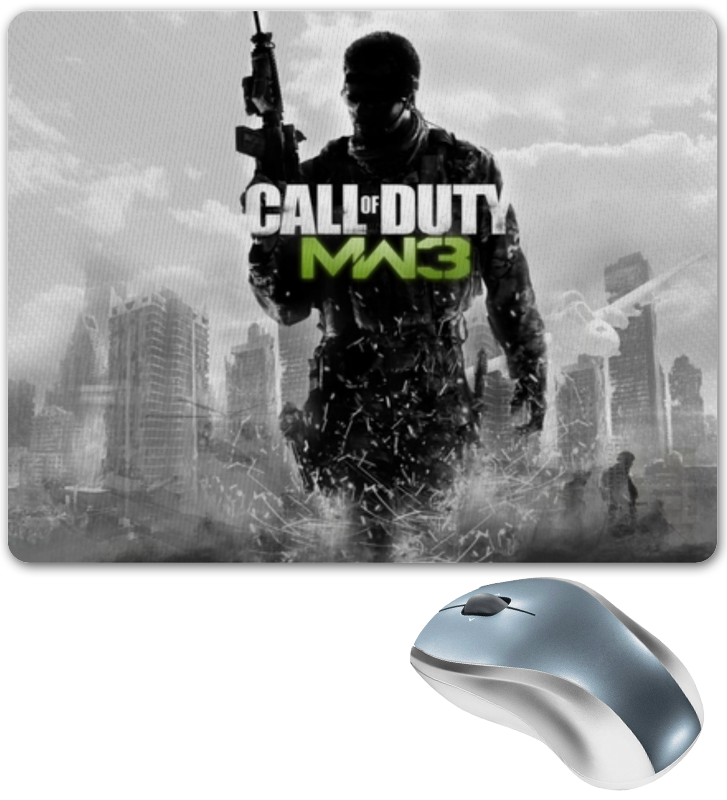 Коврик для мышки Printio Call of duty: modern warfare 3 худи print bar modern warfare