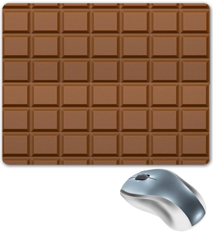 Коврик для мышки Printio Шоколадка шоколадка 35х35 printio ромашки