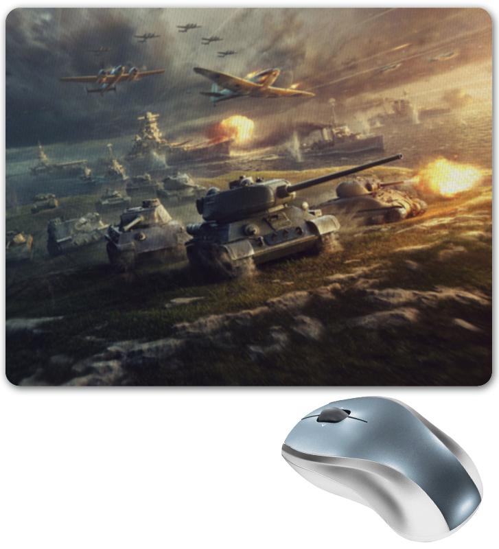 все цены на  Коврик для мышки Printio World of tanks  онлайн