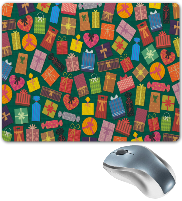 Коврик для мышки Printio Подарок коврик для мышки printio подарок