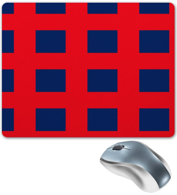 Коврик для мышки Printio Синие квадраты