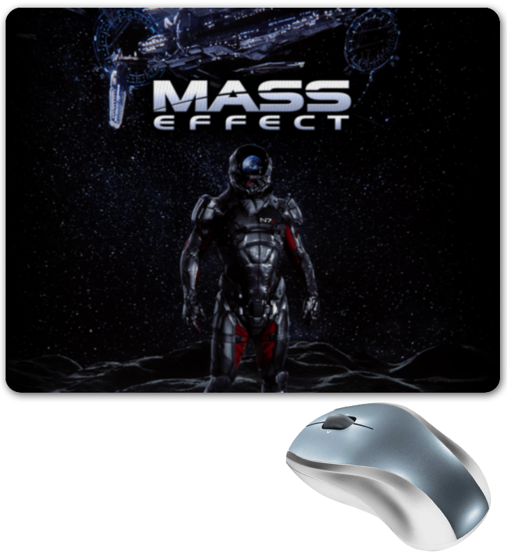 Коврик для мышки Printio Mass effect коврик для мышки printio dragon age mass effect