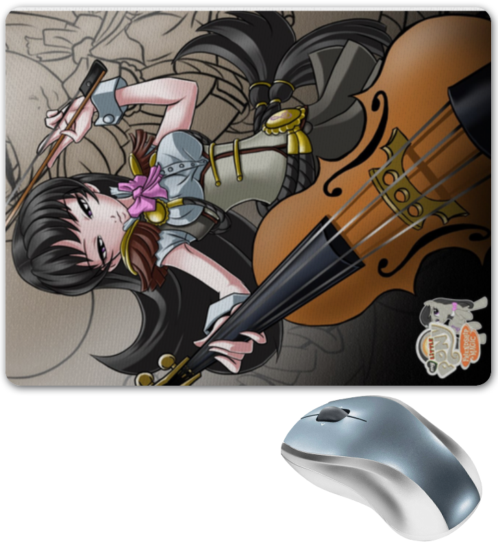 Коврик для мышки Printio Octavia melody подушка printio octavia