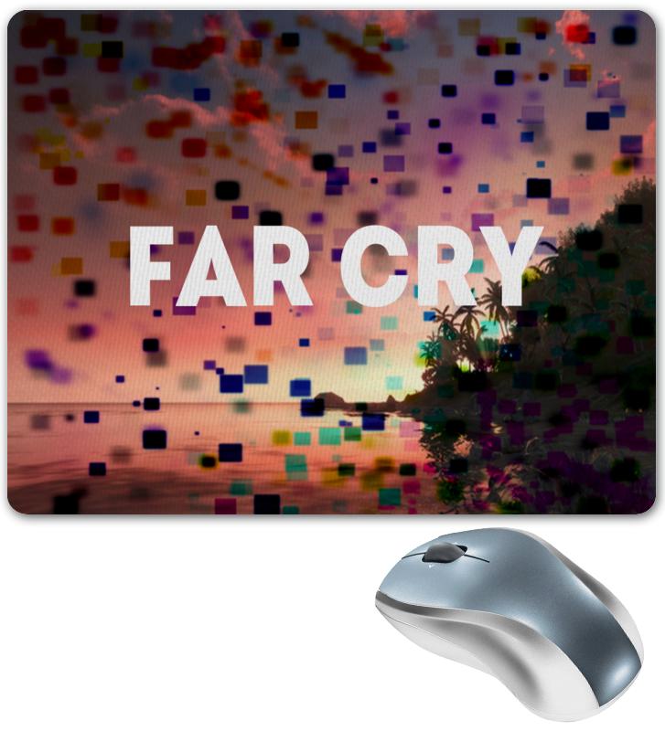 Коврик для мышки Printio Far cry видеоигра для ps4 dmc devil may cry