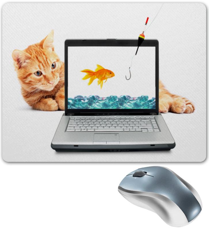 Printio Кот и рыбка рыбка