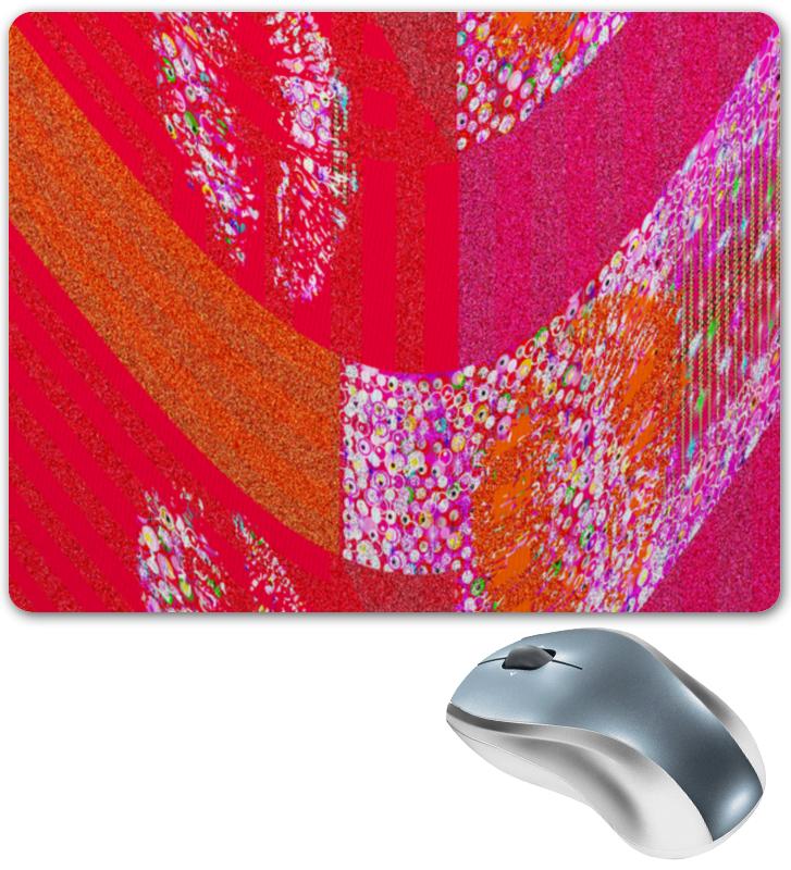 Коврик для мышки Printio Красная дуга цена и фото