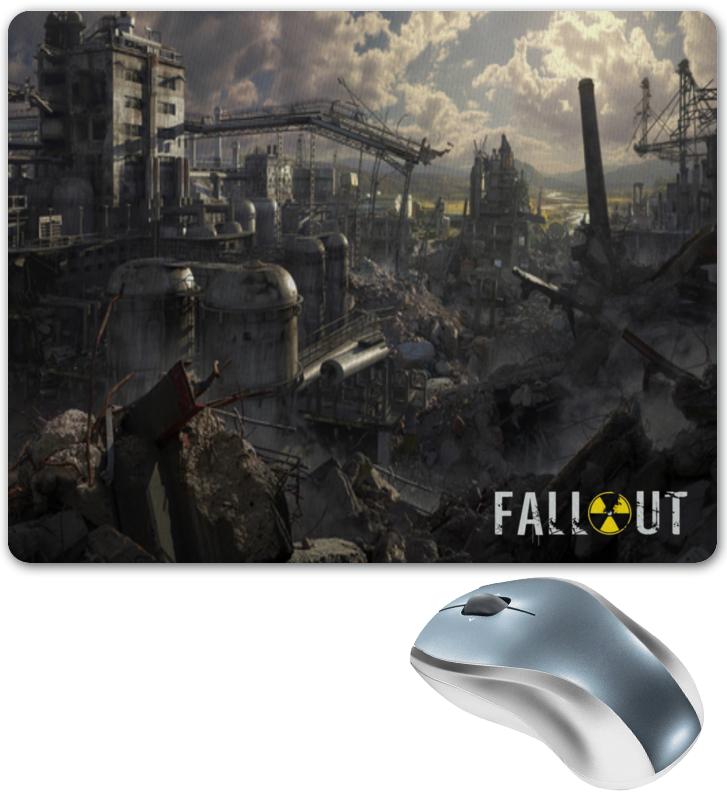 Фото - Коврик для мышки Printio Fallout игра коврик для мышки printio fallout 4 дверь убежища 111