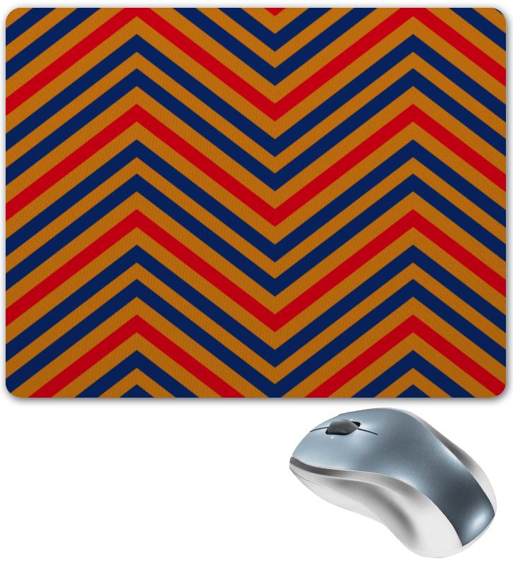 Коврик для мышки Printio Разноцветные линии коврик для мышки printio узор линии