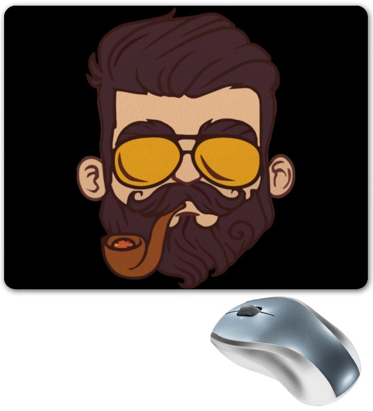 Коврик для мышки Printio Бородист borodist расческа опасная бородист