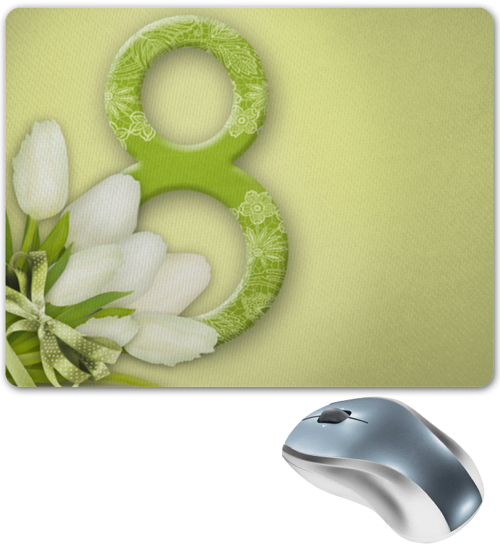 Printio 8 марта коврик для мышки сердце printio на 8 марта учителю музыки