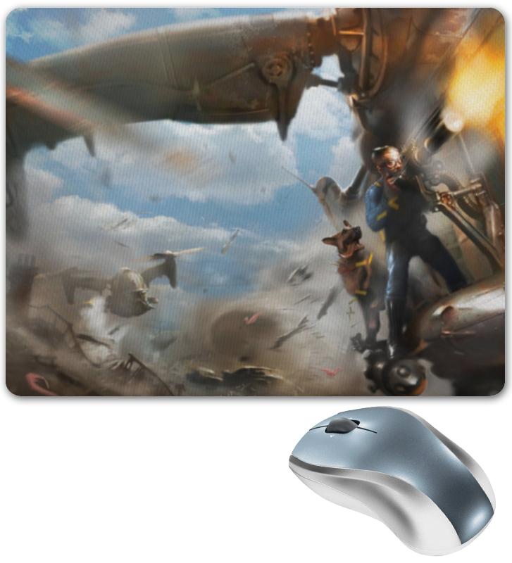 Коврик для мышки Printio Fallout 4 коврик для мышки printio фотоаппарат зоркий 4