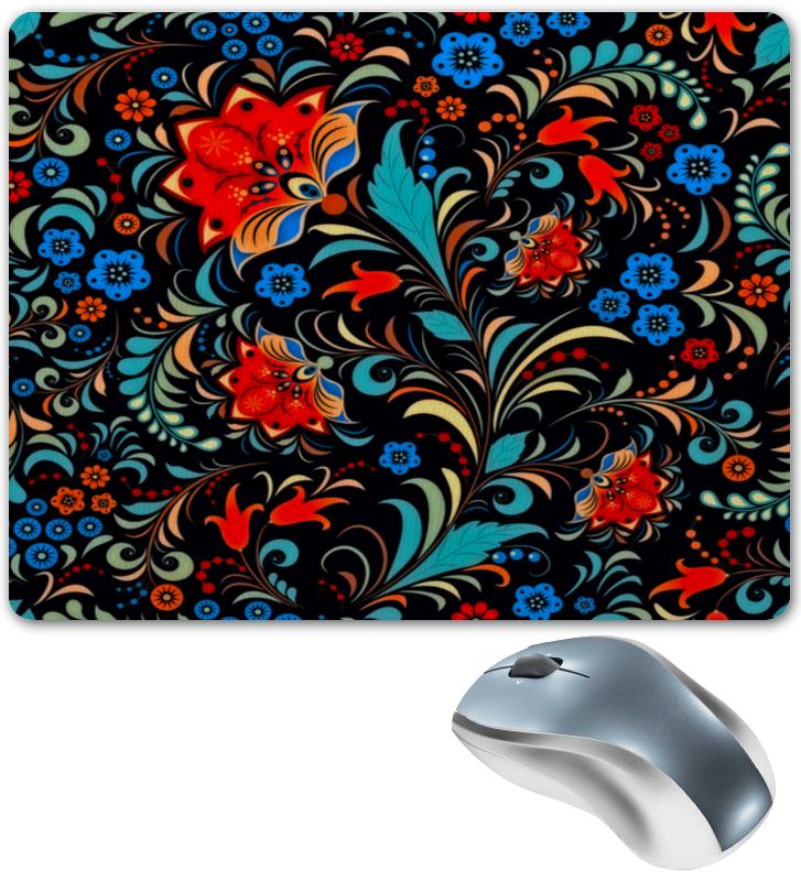 Printio Цветочная роспись коврик для мышки printio цветочная цепочка