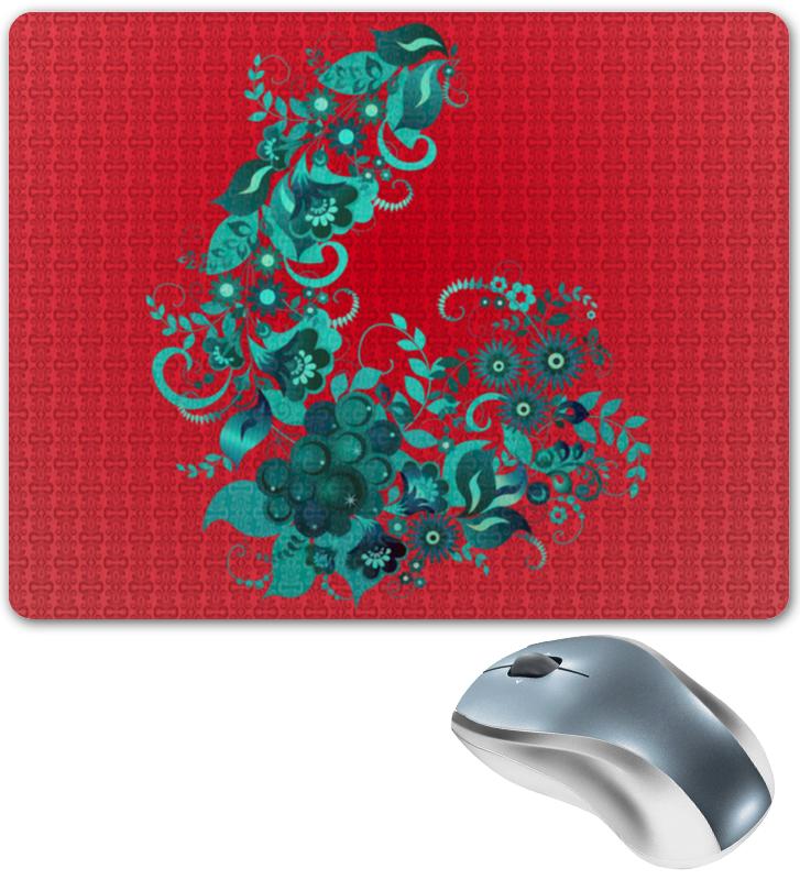 Коврик для мышки Printio Цветочный узор