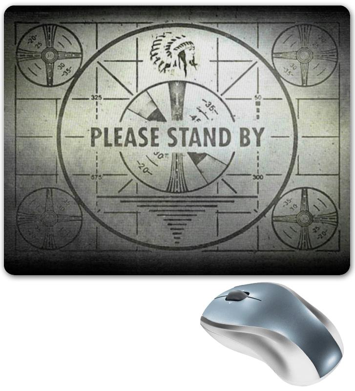 Коврик для мышки Printio Please stand by