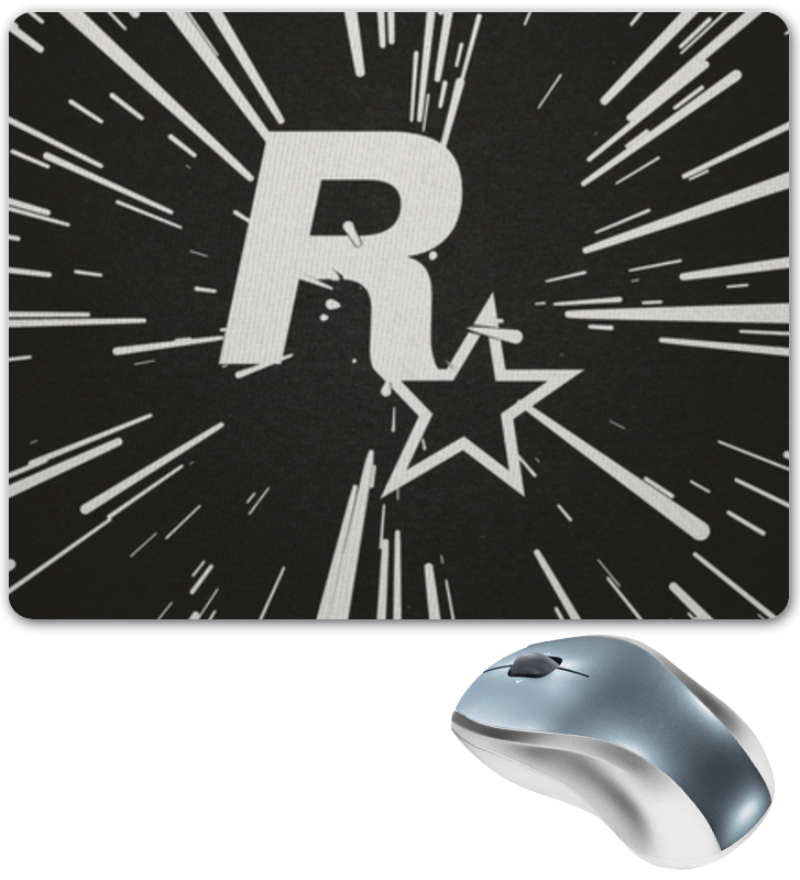 все цены на Коврик для мышки Printio Rockstar