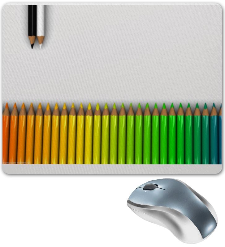 Коврик для мышки Printio Карандаши карандаши