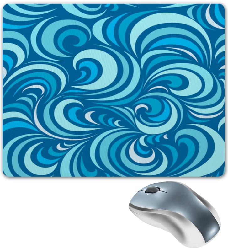 Коврик для мышки Printio Морской узор флексика коврик пазл морской 6 деталей