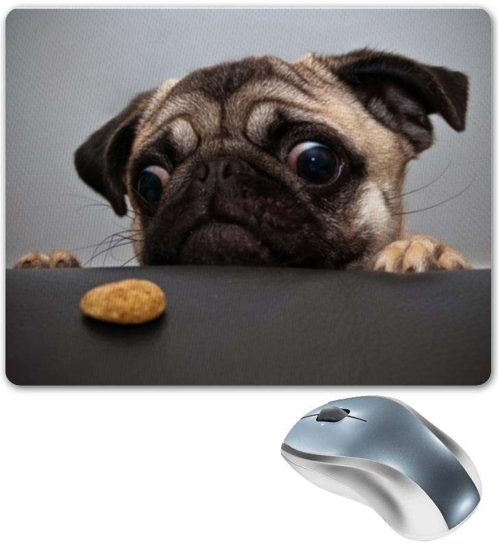 Коврик для мышки Printio Печенька ласты для сноркелинга 520 для взрослых
