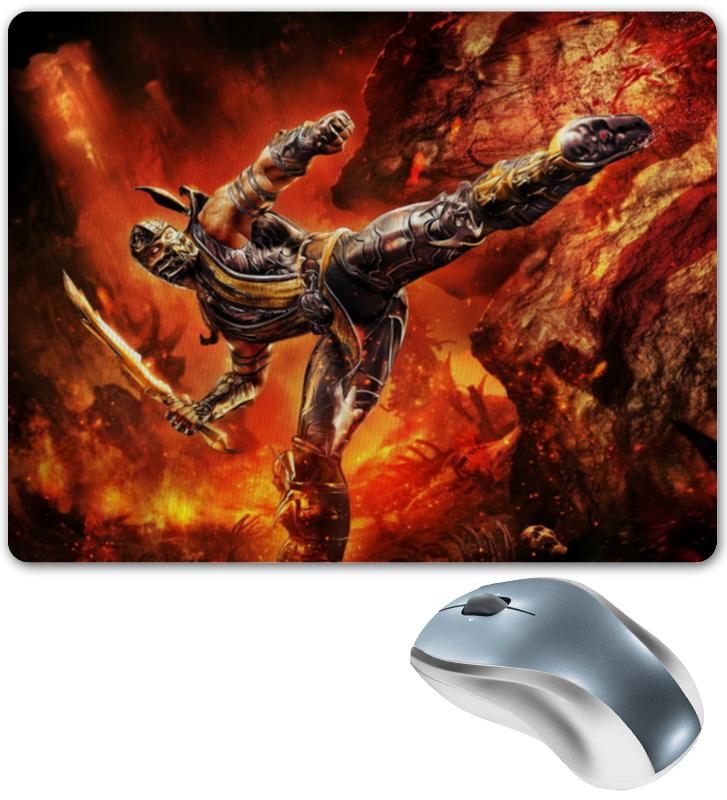 Коврик для мышки Printio Mortal kombat x