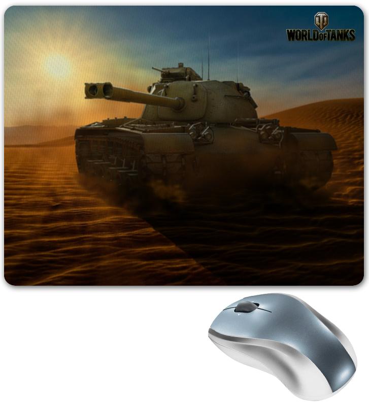 Коврик для мышки Printio World of tanks коврик для мышки printio коврик для мышки world of tanks