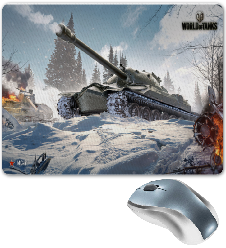 Printio Ис 7 world of tanks футорка smart ис 072204