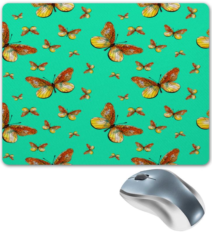 Коврик для мышки Printio Полет бабочек цена