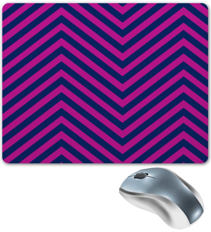 Коврик для мышки Printio Фиолетовые полосы коврик для мышки printio красные полосы