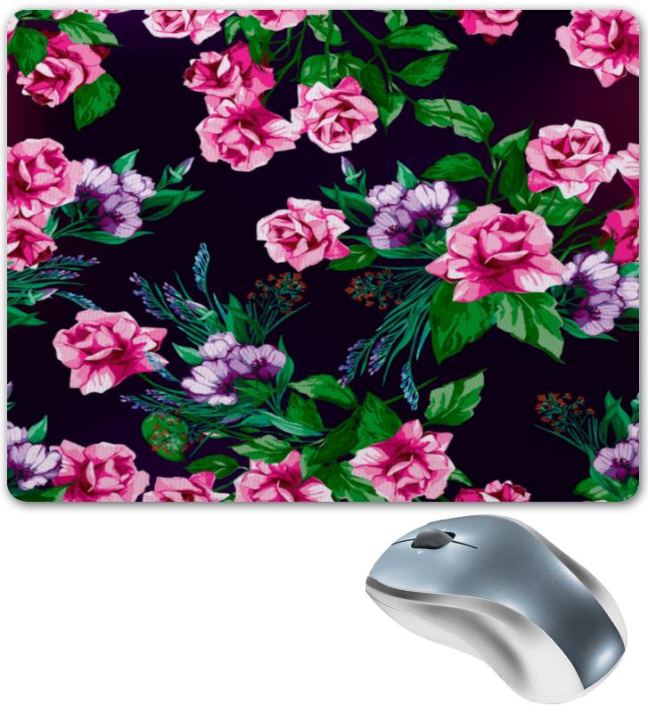 Коврик для мышки Printio Букеты роз