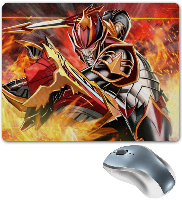 Коврик для мышки Printio Dota 2 - dragon knight свитшот print bar dota 2 chaos knight