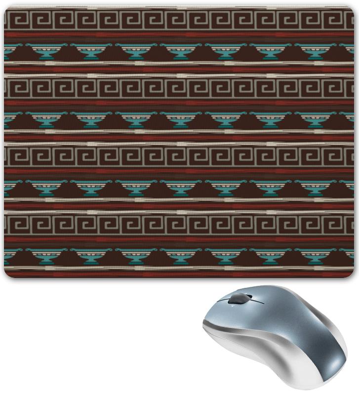 Коврик для мышки Printio Греческий орнамент коврик для мышки круглый printio орнамент