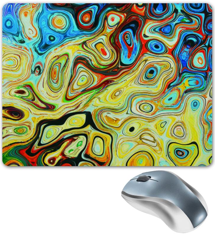 Коврик для мышки Printio Коврик liquid motion