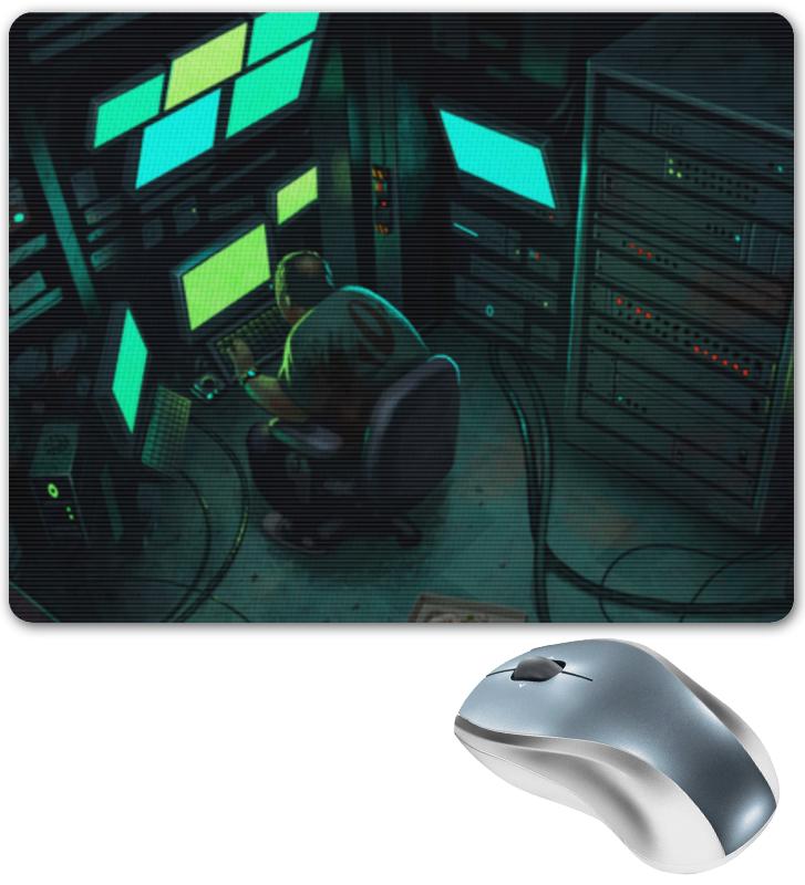 Коврик для мышки Printio Хакер