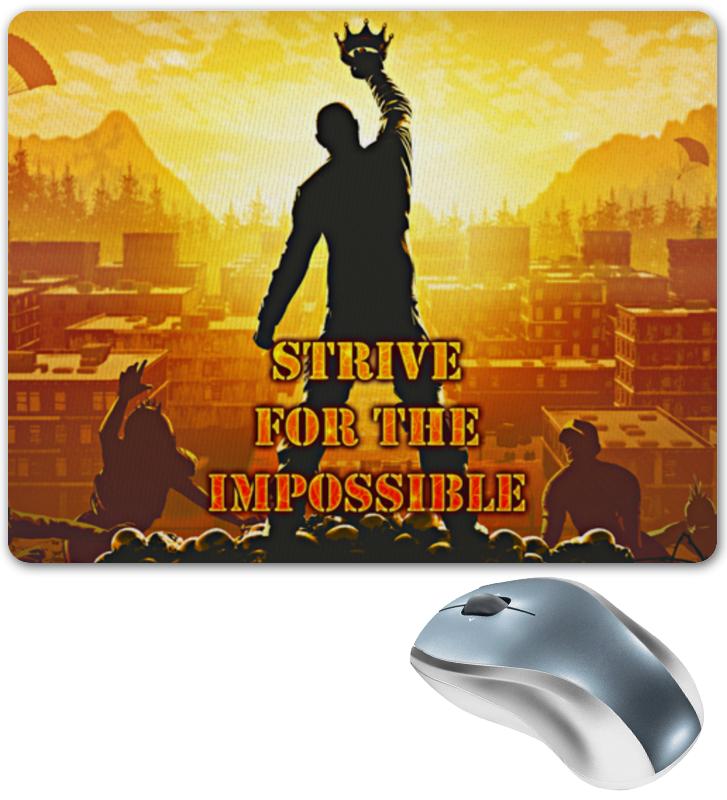 Коврик для мышки Printio Impossible six impossible things