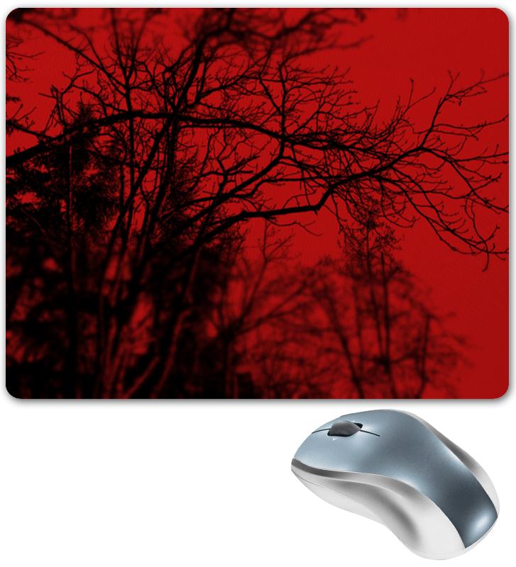 Коврик для мышки Printio Деревья