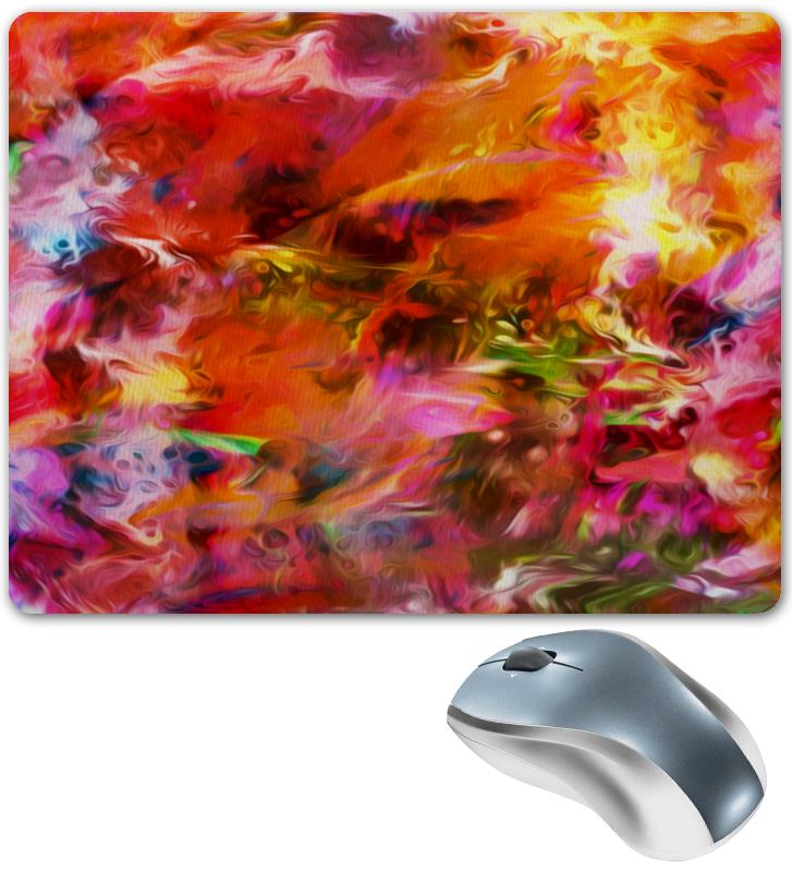 Коврик для мышки Printio Разноцветные краски
