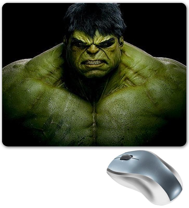 Коврик для мышки Printio Hulk marvel comics коврик для мышки printio мотивация