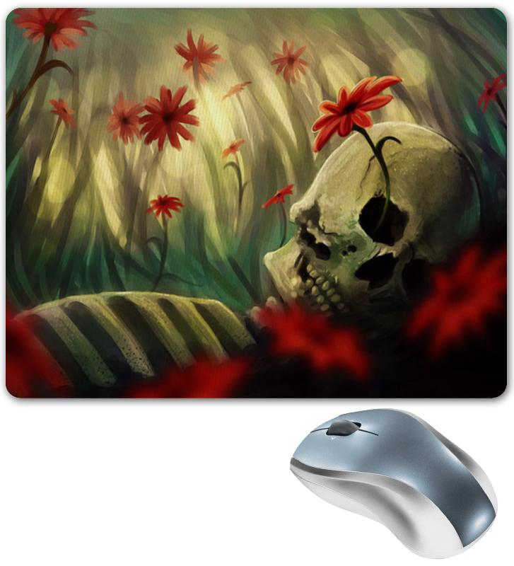 Коврик для мышки Printio Skull art худи print bar skull