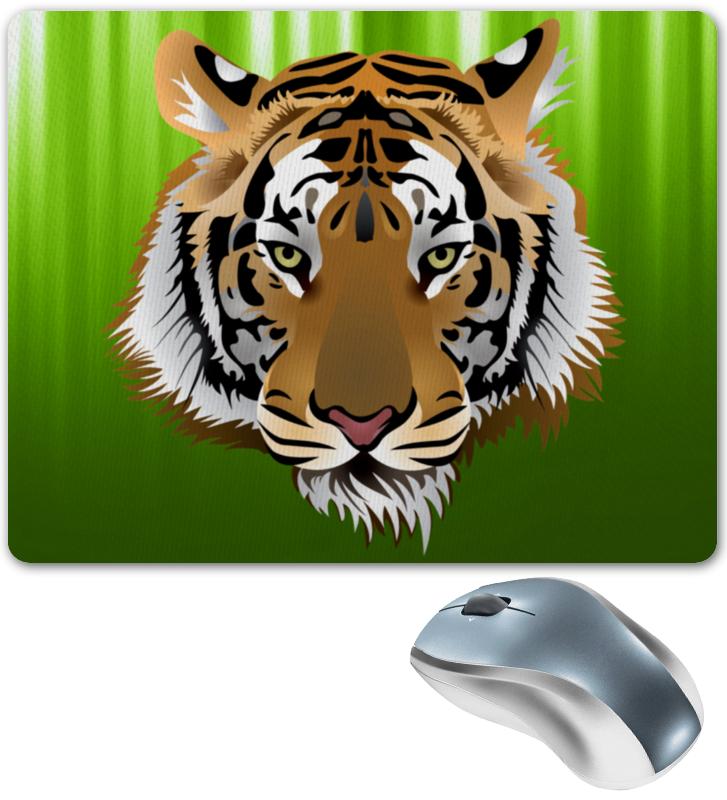 Коврик для мышки Printio Взгляд тигра письмо для тигра