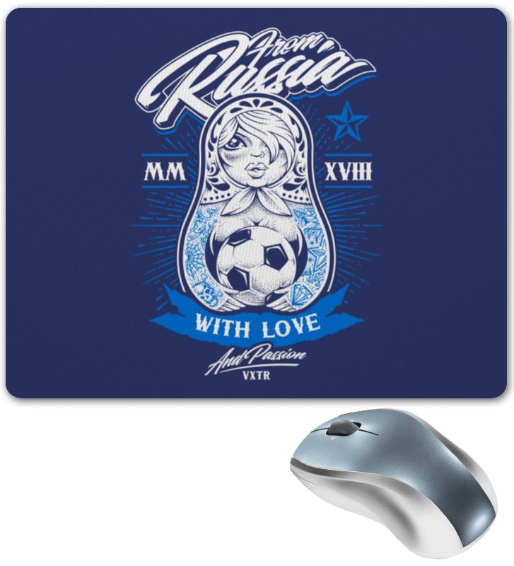 Коврик для мышки Printio Футбол коврик для мышки printio герб россии