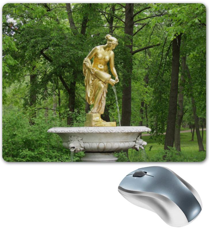Коврик для мышки Printio Нимфа россия скульптура кремлевский солдат каслинское литьё