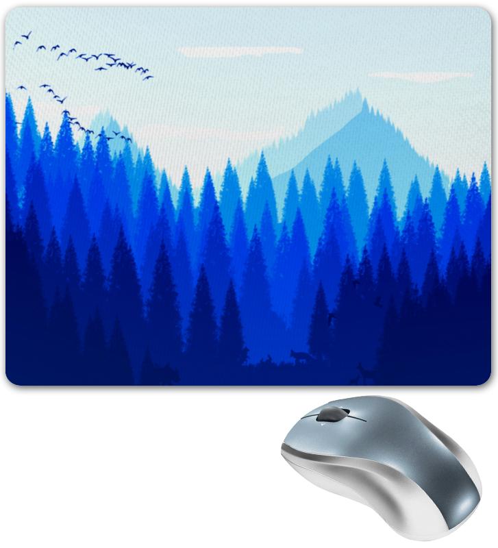 Коврик для мышки Printio Природа леса