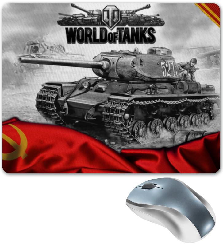Коврик для мышки Printio Танки белаш е танки межвоенного периода