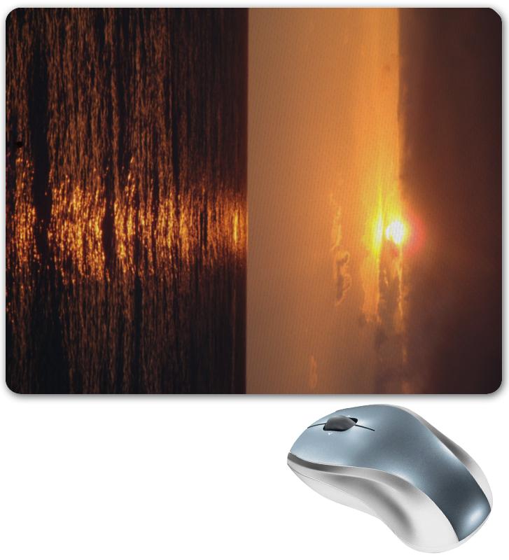 Коврик для мышки Printio Ночное море дневник ночное солнце