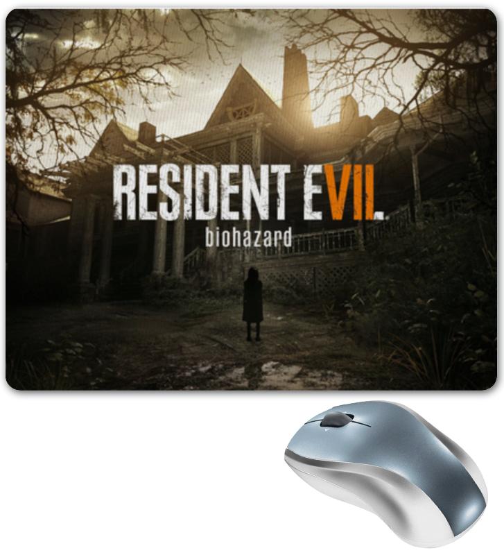Коврик для мышки Printio Resident evil 7